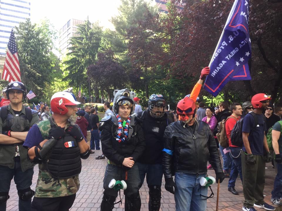 Identity Europa in rally