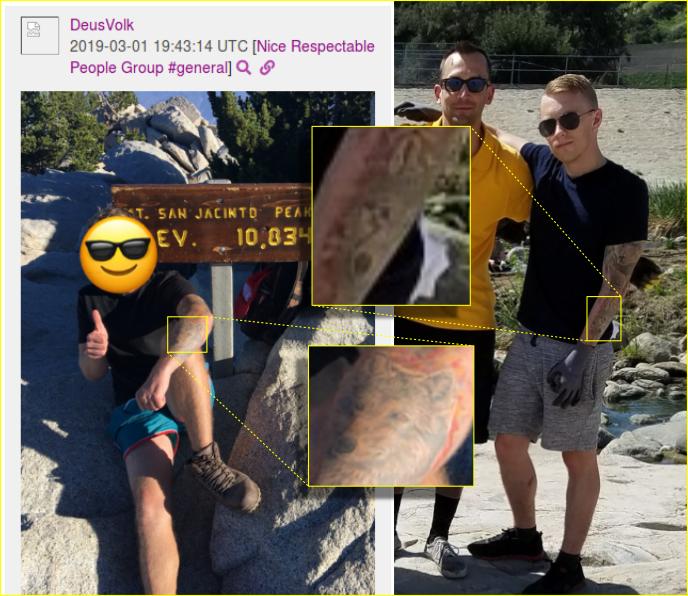 User DeusVolk tattoo comparison