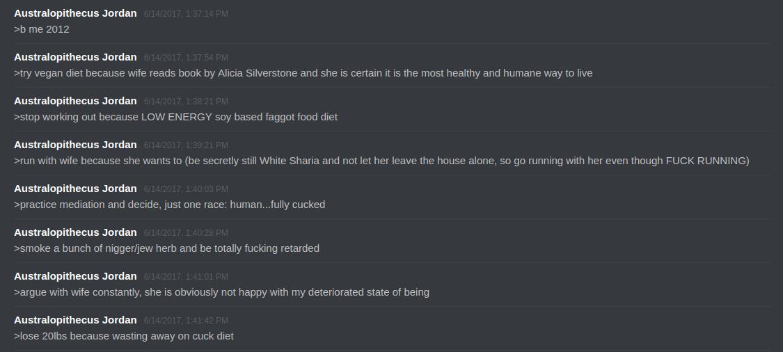 deedub vegan phase