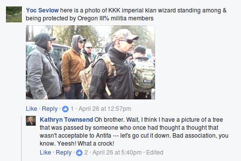 KKK is A-OK