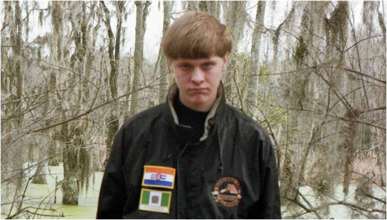 - IMAGE - Dylann Roof
