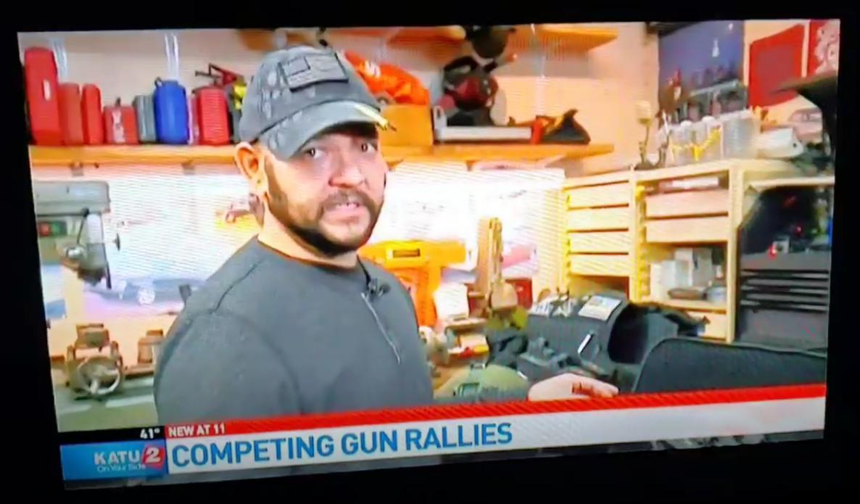 Kim Costello rants about guns on KATU