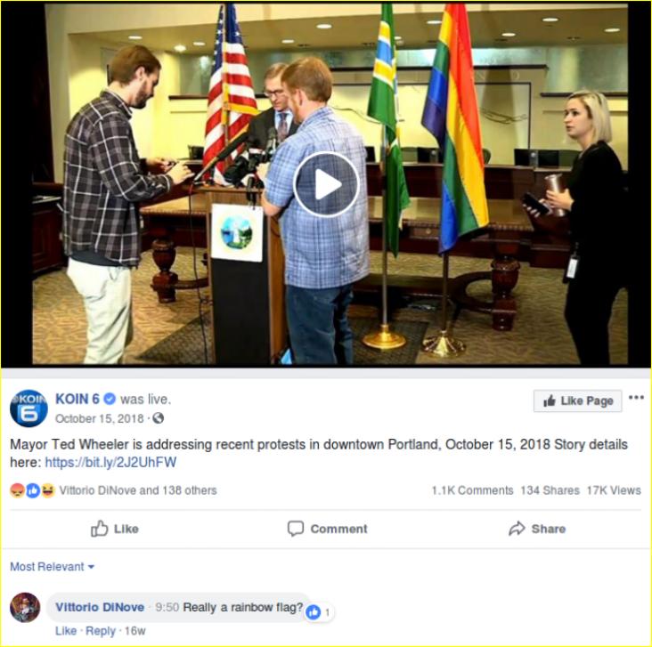 Kim Costello is a homophobe