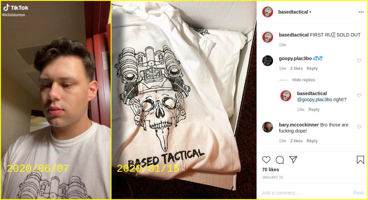 - IMAGE - based tactical shirt
