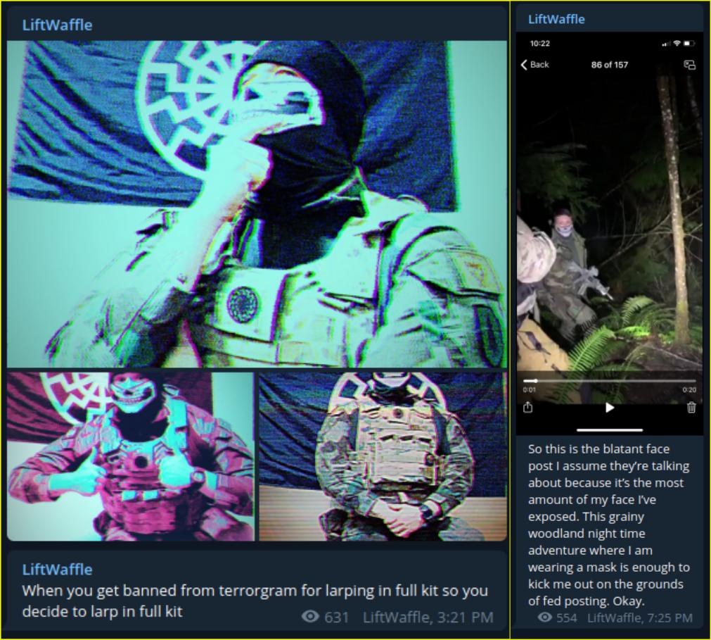 - IMAGE - neo-Nazi Kyle Benton gets banned