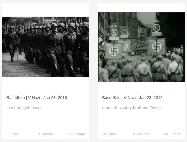 - IMAGE - Benton vine Nazi