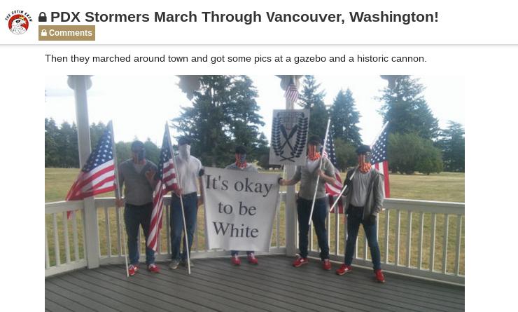 Vancouver propaganda