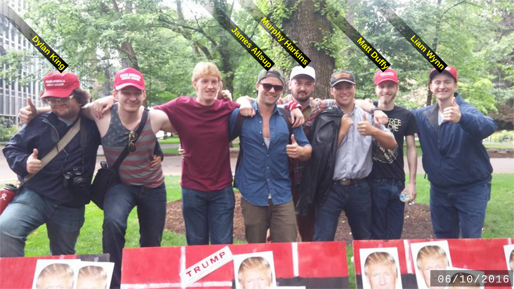 PSU Students For Trump